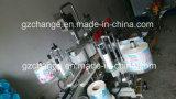 El detergente líquido automático embotella a rotulador