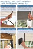 Beweis-Hurrikan-Rollen-Blendenverschluss-Fenster