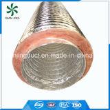Ventilación conductos flexibles Silenciador