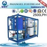 Dispositivo de la desalinización del agua de mar de la fábrica 150lph-4000lph RO de la fábrica de Guangdong