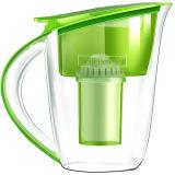 2017塩素のフッ化物を取除く新しい5段階3.5L水フィルター水差しか水差しまたは鍋またはびん14個のコップ容量