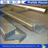 Seção prefabricados terça Z de aço para coberturas Sistema de Estrutura de aço leve