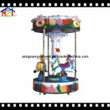 Coin Operated Ride Ocean Swing y silla de elevación