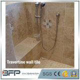 浴室の環境のためのLowesの価格のTravertineの内壁のタイル