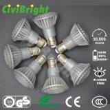 LED PAR Lampes 13W Aluminium Shell