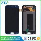 Первоначально экран касания LCD качества для галактики S6 Samsung