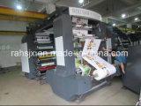 높은 정밀도는 6개의 색깔 기계를 인쇄하는 Flexography를 도배한다