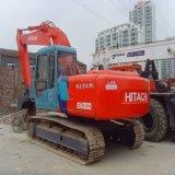 Excavatrice hydraulique moyenne de chenille de Hitachi utilisée par Japon Ex200-3 de taille