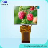 3.5 módulo 320X240 Resistivetouch do indicador da polegada TFT LCD