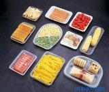 Tampa de plástico máquina de formação para embalagens de alimentos