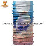 Form GroßhandelsmultifunktionsHeadwear kundenspezifischer Wicklungs-PiratBandana