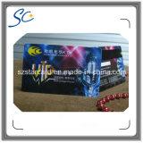 Scheda della scheda RFID della banda magnetica del PVC di stampa di Cmyk