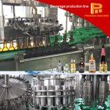 자동적인 유리에 의하여 병에 넣어지는 포도주 또는 보드카 또는 맥주 충전물 기계