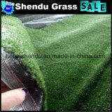 Erba di moquette verde molle competitiva 12mm artificiale