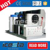 8 Tonnen Supermarkt-trockene Flocken-Eis-Maschinen-für Nahrungsmittelprozeß