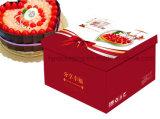 Kundenspezifischer Förderung-Großverkauf aufbereiteter Packpapier-Geschenk-Kasten