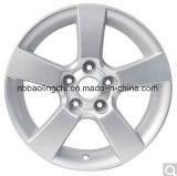 15 de Wielen van het Aluminium van de Auto van de duim met PCD 5X105