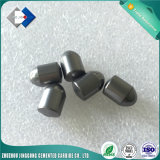 Alto botón del carburo de tungsteno de Borewell de la resistencia de desgaste