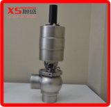"Клапан Ss316L санитарный трехходовой пневматический, "" тип Ferrule 2"