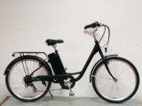 Bicicleta eléctrica de la bici con el marco de acero