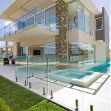 Edelstahl-Zapfen für Frameless Swimmingpool-Zaun