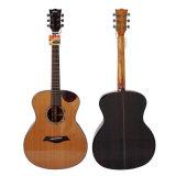 Guitarra acústica de los instrumentos musicales de la venta al por mayor del diseño moderno con alta calidad