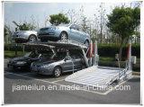 Подъем стоянкы автомобилей автомобиля 2 столбов гидровлический опрокидывая