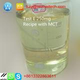 Rezept der Einspritzung-Testosteron Enanthate Puder-Hormon-Prüfungs-E Raws schmerzlos