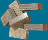 Segmento de diamante para lâminas individuais, multi-lâminas, serras de armação