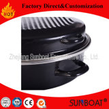 Sunboat Enamel Roaster / Esmalte panela de frango Polvilhe utensílios de cozinha Appliance