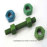 Noix hexagonales lourdes pour A194 / A563 / A194m / A563m