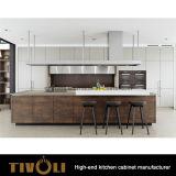 현대 디자인 부엌 래커 색칠 부엌 찬장 Tivo-0139V