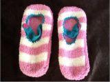 Flippige flockige Kind-Knöchel-Kleid-Socken