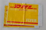 DHL sacken die Herstellung der Maschine /Made in China ein