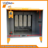 Cl-2315 Manual Powder Painting Booth mit Filters