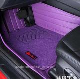 Car Floor Mat 3D com couro de 5 camadas