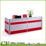 Design de meubles de bureau de mode Bureau de réception moderne Cabinet à 3 tiroirs
