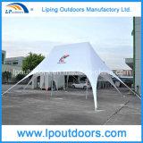 Напольный 10X14m алюминиевый шатер звезды печатание логоса тени звезды