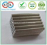 Kasten-Verpackung magnetisierter Platten-Magnet