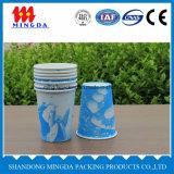 Taza de papel disponible, taza de papel de la bebida caliente