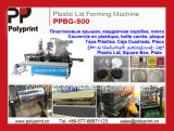 Máquina termoformadora automática para caja de plástico