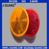 Ronde Plastic Reflector, Reflector voor Motorfiets (jg-j-20)