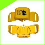 Collar Cctr623 Tiempo real impermeables gatos del animal doméstico del perseguidor del GPS gratuitas de por vida de servicio de carga Plataforma
