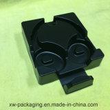ヘッドセットのための中間の黒いまめのパッキング皿