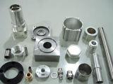 Pièces en aluminium de retrait d'usinage de commande numérique par ordinateur de précision de service de fabrications, pièces d'auto, usinant