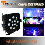 Sans fil Purple Color LED Min Light Wedding Decoration