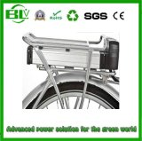 Bateria cilíndrica da E-Bicicleta da bateria de lítio 36V de Trustfire 18650 recarregáveis poderosos da bateria de lítio 11ah
