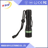 Bewegliches nachladbares LED taktisches Lumen der Großhandelsform-der Taschenlampen-5000