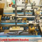 機械(CA-800PC)を折り、つける自動ロックの底ボックス