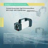 Portable Digital Strobosope para Observiong Rápido Repetición Mociones